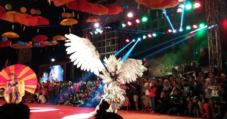 Pesona Semarang Night Carnival 2017 Sampai ke Ibu Kota, Jakarta